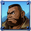 DFFNT Player Icon Barret Wallace DFFOO 001