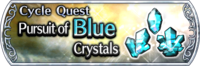 DFFOO Cycle Quest Blue banner GLS