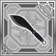 Darksteel Kukri (R+).