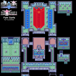 Castle Fynn's Map (GBA).