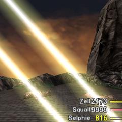Gilgamesh usando a Masamune em <i><a href=