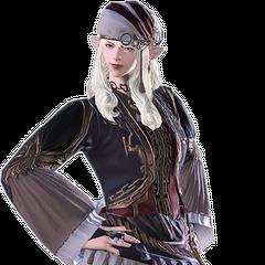 Gemking's Set from <i>Final Fantasy XIV: Stormblood</i>.