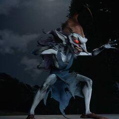Гоблин - один из мелких демонов.