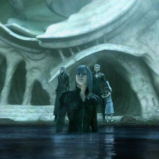 Кададж, Язу и Лоз у столичного озера.