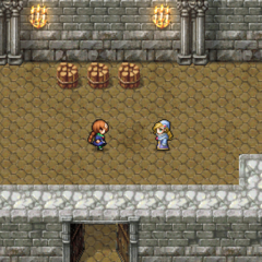 Inside the Tower of Trials (PSP).
