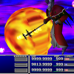 <i>Final Fantasy VII</i> (3rd part)