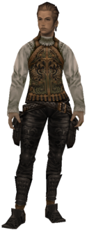 FF12 Char Model - Balthier