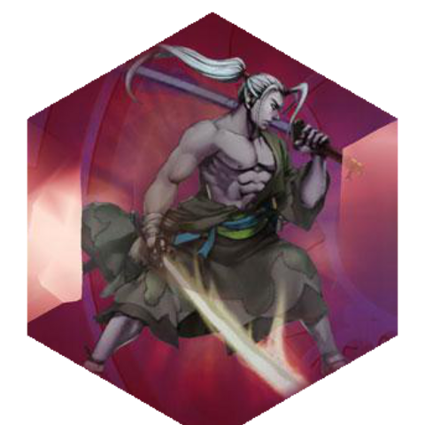 Yojimbo α's Phantom Stone (Rank 7).