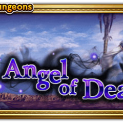 Angel of Death banner.