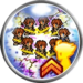 FFRK Transparent Thunderclap Icon