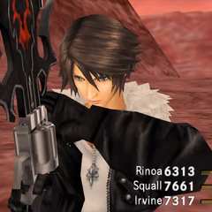 Squall.