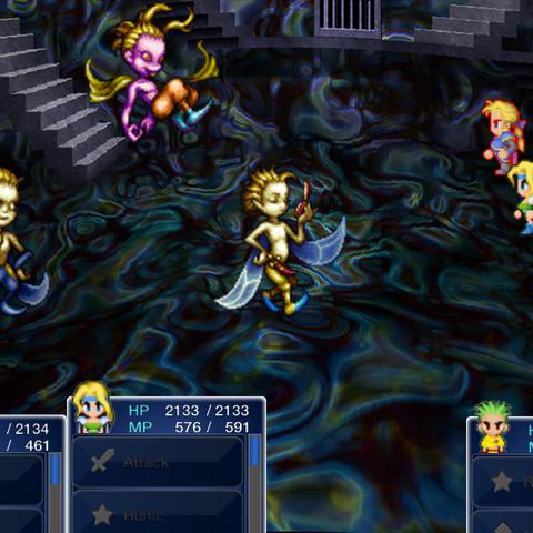 Сражение с Марионетками Снов в версии игры для <a href=
