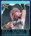 FFXIII Steam Card Race
