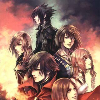 Иллюстрация к обложки Dengeki.