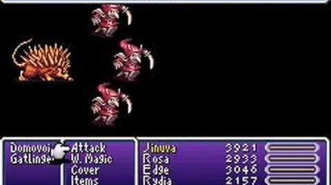 Final Fantasy IV Advance Summons- Ifrit
