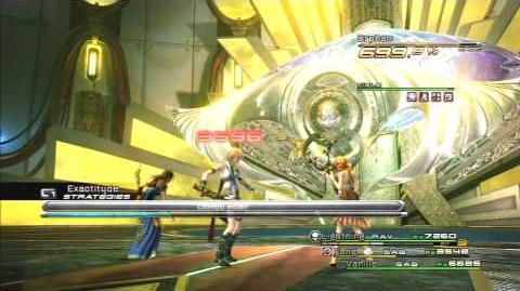 Final Fantasy XIII Combat contre Orphan 2