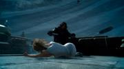 Ardyn stabs Lunafreya in FFXV