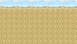 FFIV Battle Background Desert SNES