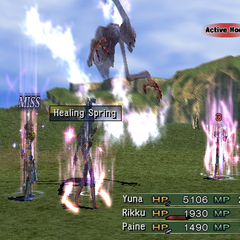 Healing Spring.
