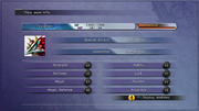 FFX Aeons Menu PS3