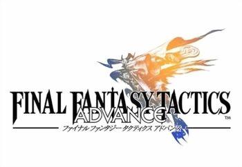 Final Fantasy Tactics Advance Logo