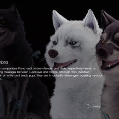 Загрузочный экран <i>Final Fantasy XV</i>.