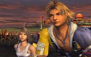 Tidus and yuna2