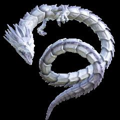 Silver Dragon Scales.