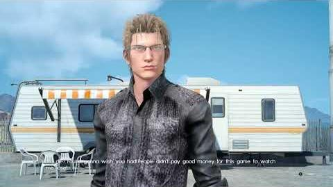 Episode ignis cut extra battle