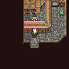 Mobliz's Relic shop (GBA).