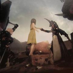 Локи поручает Солару заботам Аранеи.