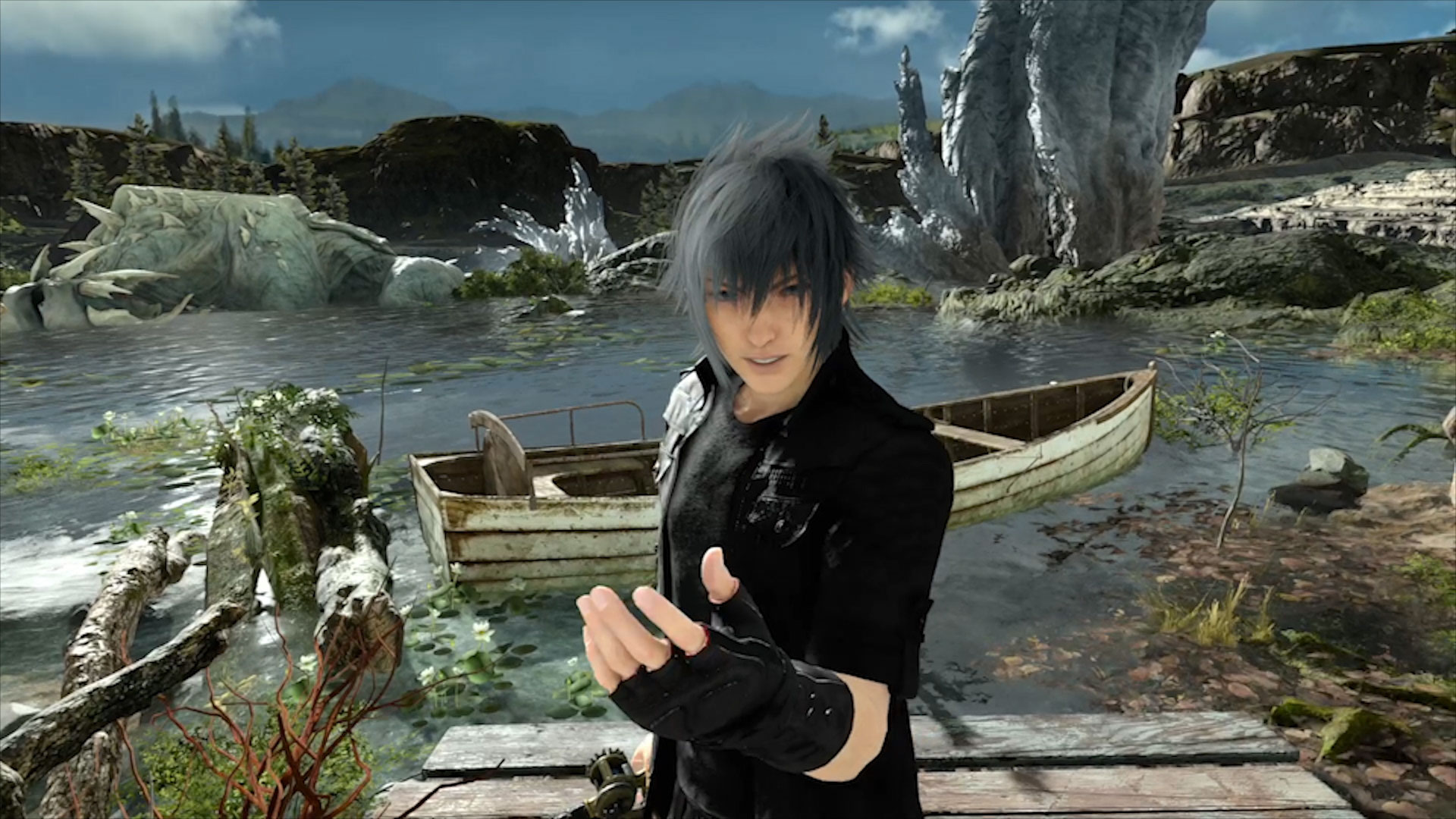 Image result for FFXV 1920x1080 gameplay