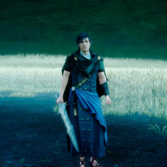 Somnus in <i>Final Fantasy XV: Episode Ardyn</i>.