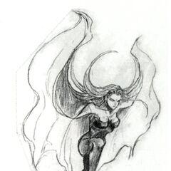 Vampire Lady.