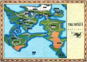 FFII Japanese World Map