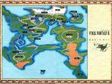 Final Fantasy II locations