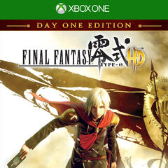 <i>Final Fantasy Type-0 HD</i> (Day One Edition)<br />Xbox One<br />North America; March 17, 2015