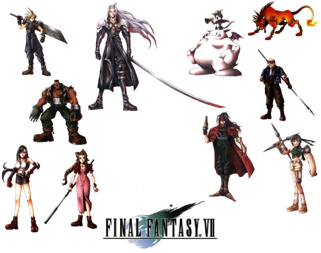 Image final fantasy vii wallpaperg final fantasy wiki final fantasy vii wallpaperg altavistaventures Gallery