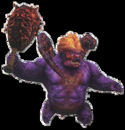 King Behemoth Crystal Bearers