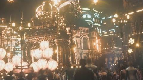 """LIGHTNING RETURNS - Cinématique d'ouverture """"L'arrivée de la Libératrice"""""""