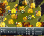 Chrono Trigger Fire II