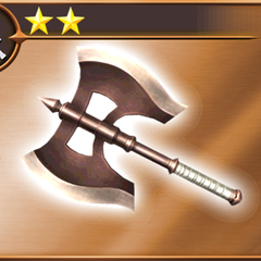 Bronze Axe in <i><a href=