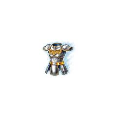 Platinum Armor in <i><a href=