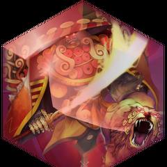Yojimbo's Phantom Stone (Rank 6).