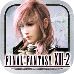 <i>Final Fantasy XIII-2</i> icon.