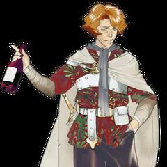 Gawain, a Paladin in <i><a href=