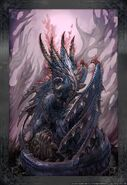 Heavensward Dragon Art 01