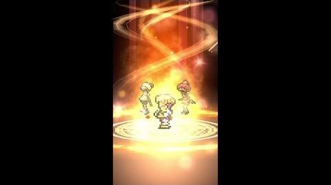 【FFRK】アフマウ必殺技『オーバードライヴ【XI】』