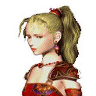 Трехмерное изображение из FMV-ролика <i>Final Fantasy Anthology</i>.