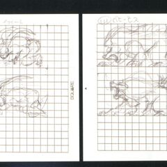 Early Sketches.